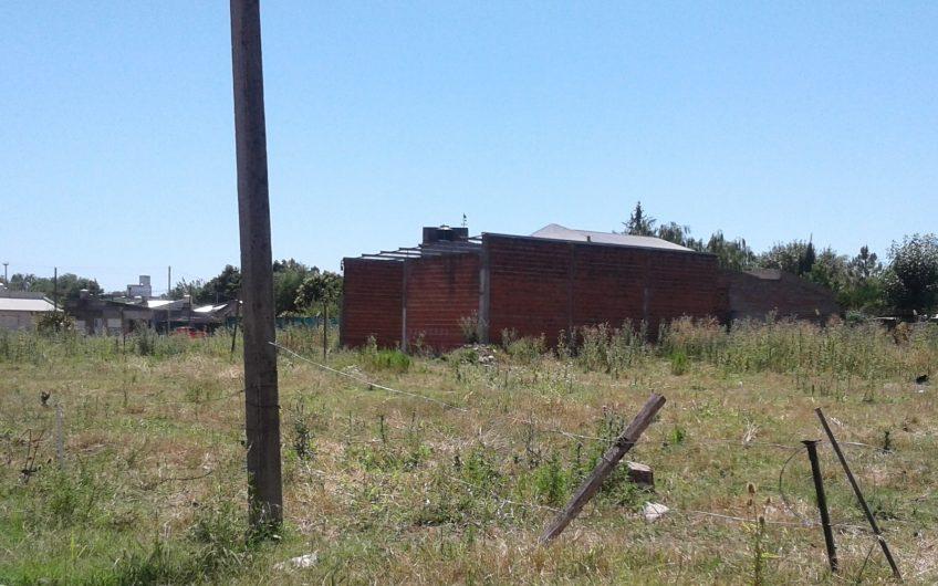 terreno sobre calle Soldado Argentino