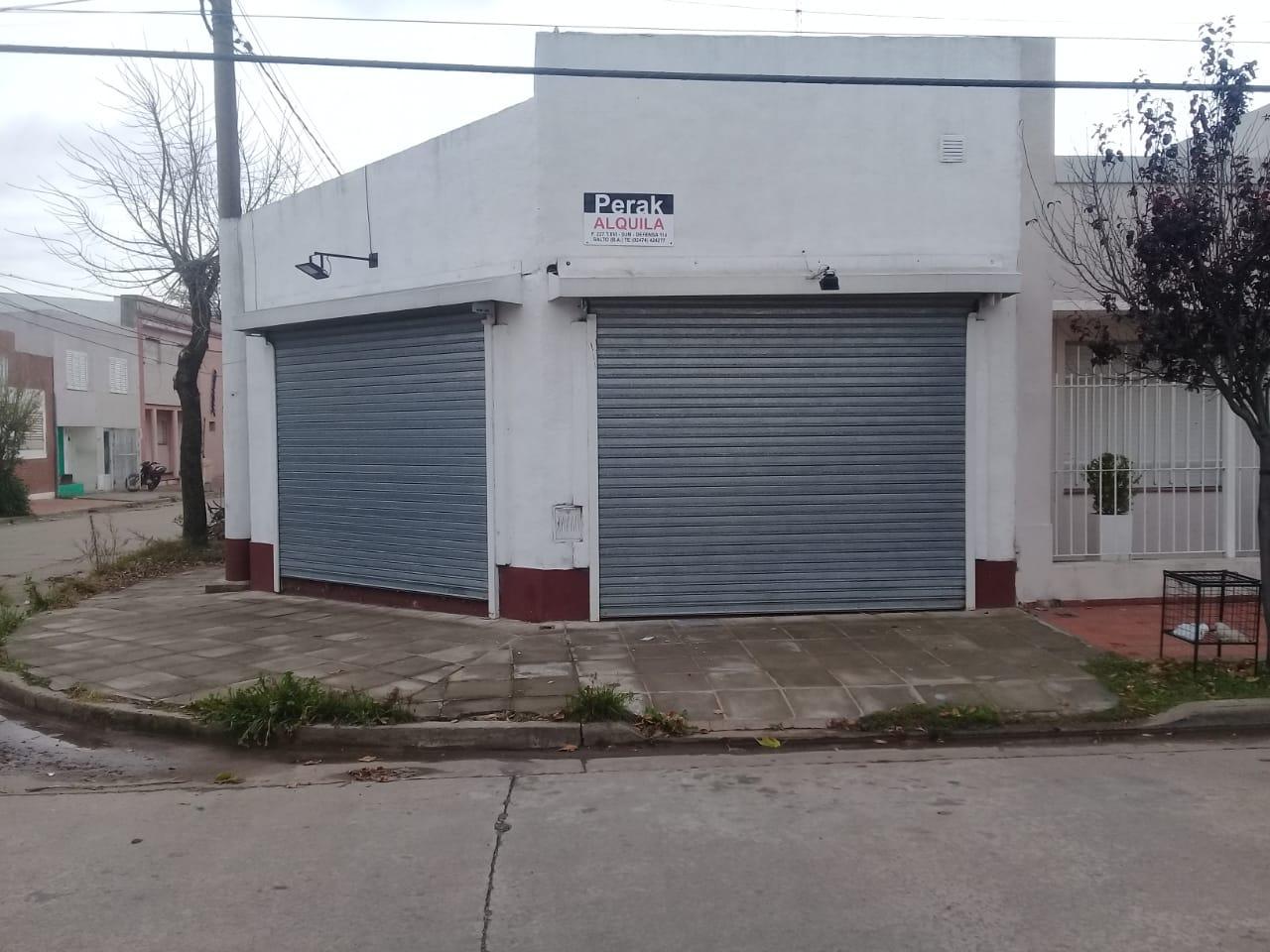 Alquiler de Local comercial en calle Cerrito y Sarmiento