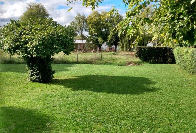 En venta en Gahan lote de terreno de 1600 mts2.